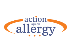 Logo for Action Against Allergy