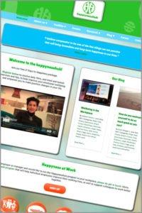 The Happynesshub website