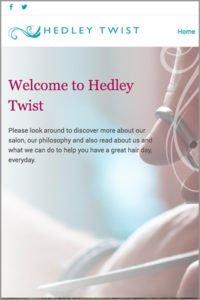 hairdresserbattersea.com website
