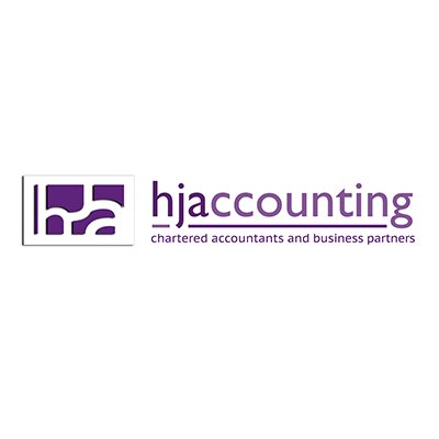 h j a accounting logo