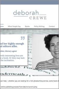 Deborah Crewe Website