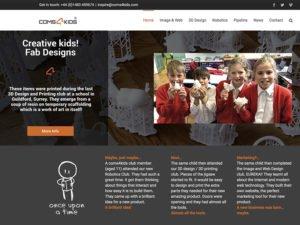 coms4kids website