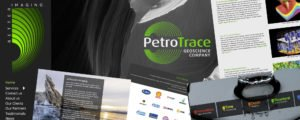 PetroTrace Website Woking
